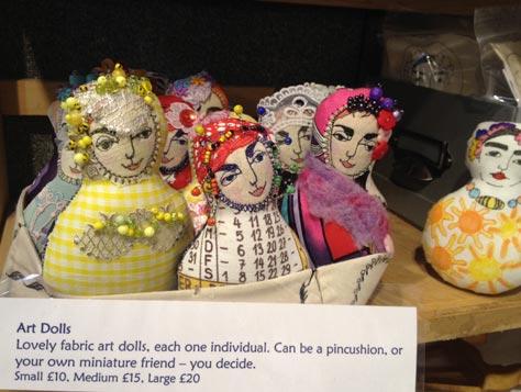 Knitting & Stitching show – Harrogate 2014