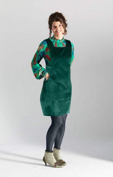 sewing pattern pinafore
